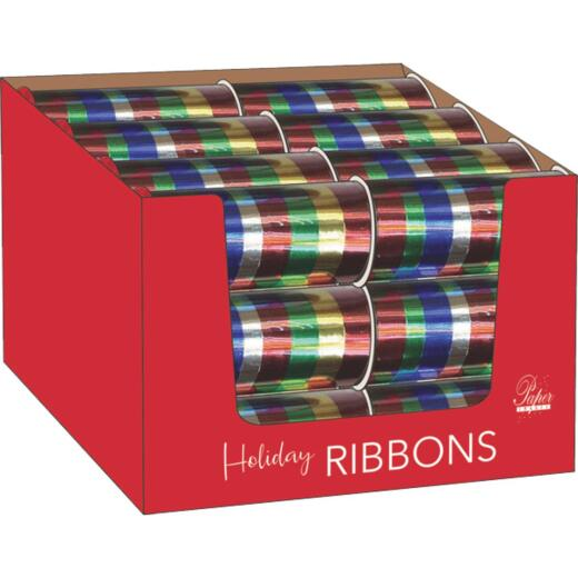 Paper Images 80 Ft. L. 5-Color Traditional Curling Ribbon