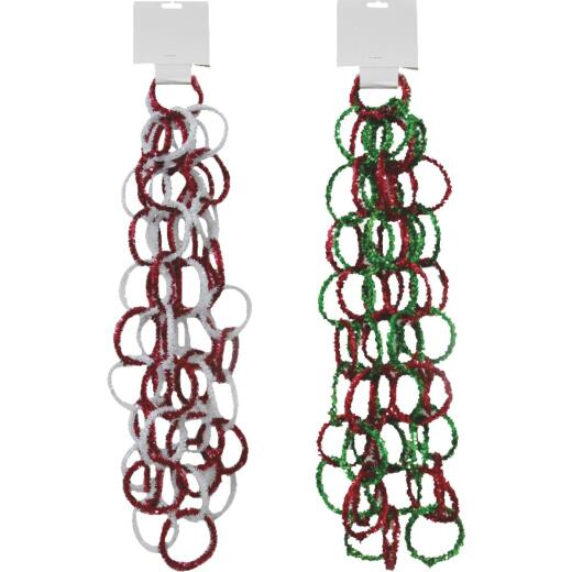 Youngcraft 8 Ft. Assorted Color Chain Garlans