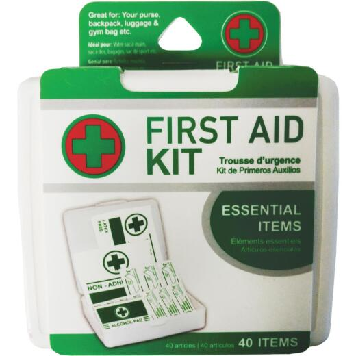 Jacent First Aid Kit (40-Piece)