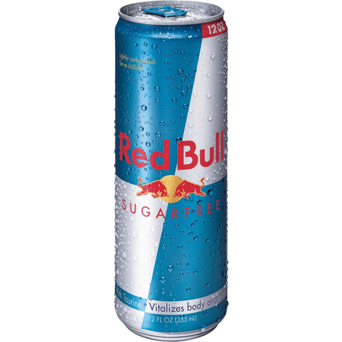 Red Bull 12 Oz. Sugar-Free Energy Drink Image 1