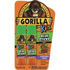 Gorilla 0.21 Oz. Clear Drying Glue Stick (2-Pack) Image 1
